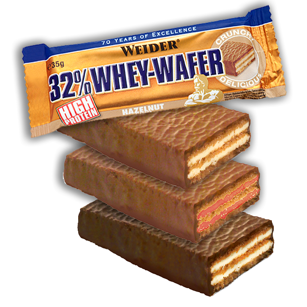 32% WHEY WAFER