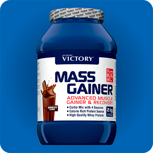 Mass Gainer Victory