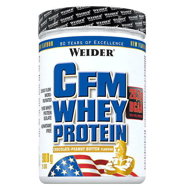 CFM WHEY PROTEIN Арах. масло (30.05.2018)