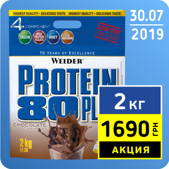 Protein 80+