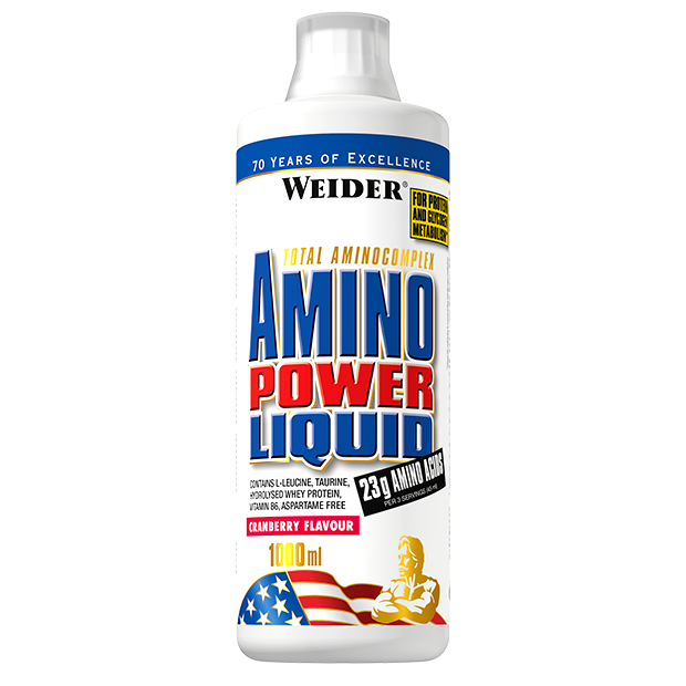 Weider Germany AMINO POWER LIQUID