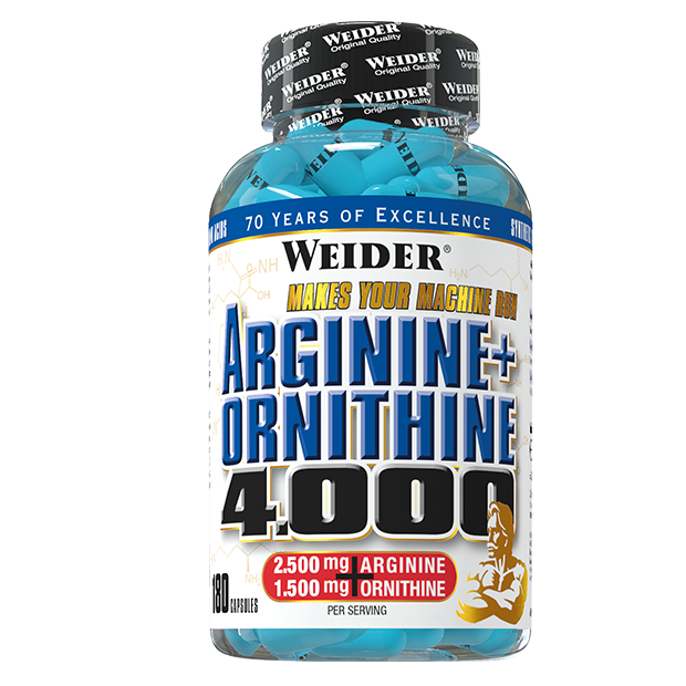 Weider Germany ARGININE + ORNITHINE