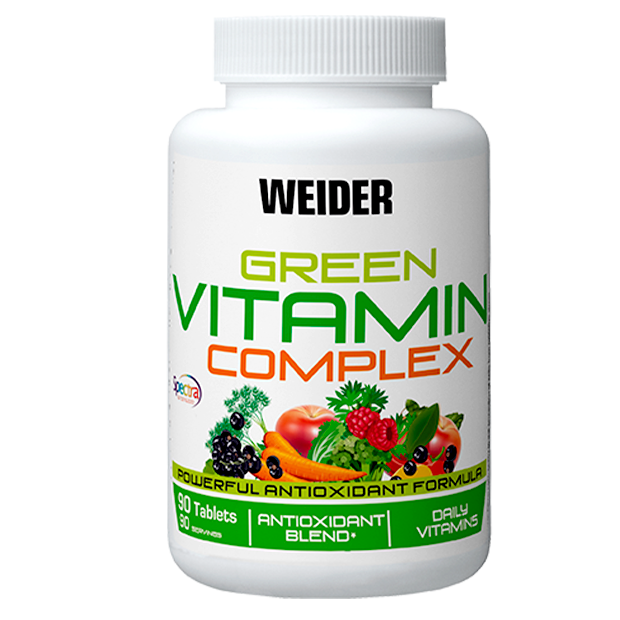Weider Germany Vegan GREEN VITAMIN Complex