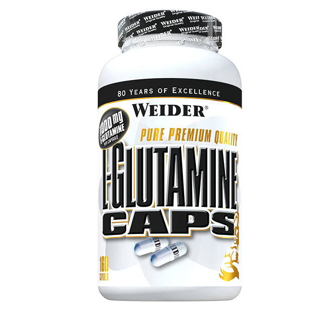 Weider Germany L-GLUTAMINE CAPS