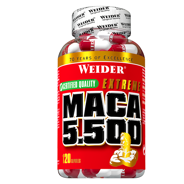 Weider Germany MACA 5.500
