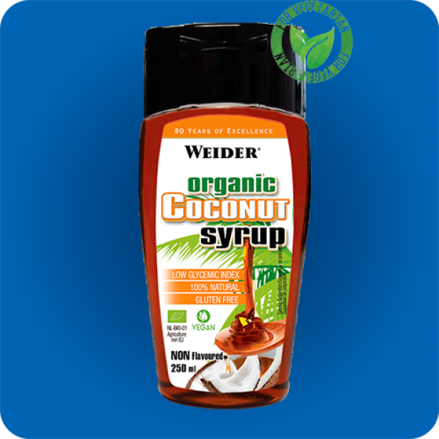 Weider Germany Syrup