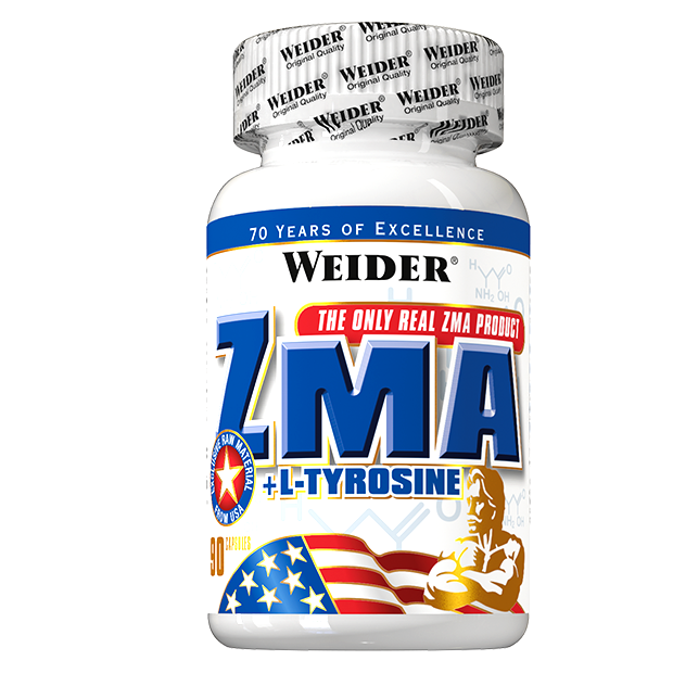 Weider Germany ZMA + L-TYROSIN